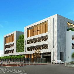 在西九龍填海區欽明路重置食物環境衞生署洗衣街環境衞生辦事處暨車房