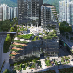 NKIL6556 甲級商廈及零售商場發展項目