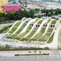 啟德發展計劃-啟德明渠重建及改善工程 (一號及二號淤泥清理站 )