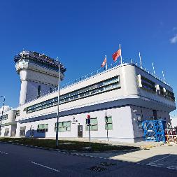 港珠澳大橋香港口岸 - 警察基地