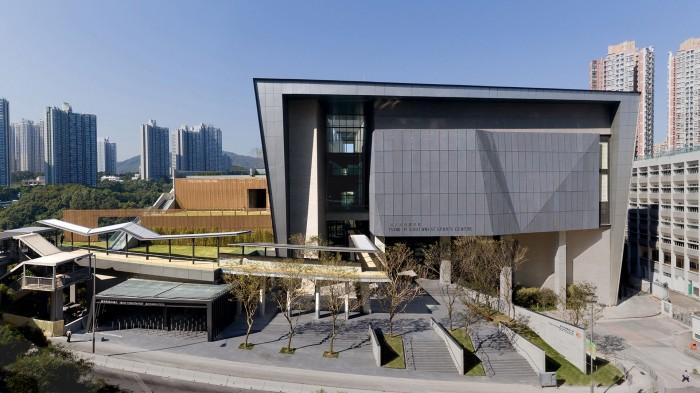 Tsing Yi Southwest Leisure Building