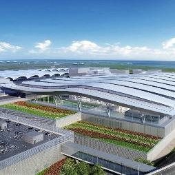 The Three-Runway System of Hong Kong International Airport – Terminal 2 Expansion