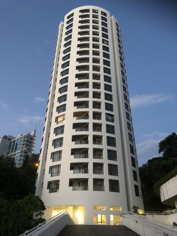 Block 1, Pine Court, Senior Staff Quarters, The University of Hong Kong