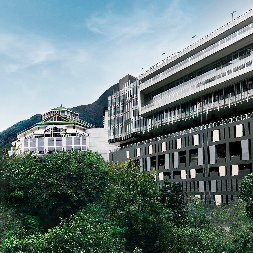 Happy Valley New Clubhouse, The Hilltop in The Valley - The Hong Kong Jockey Club