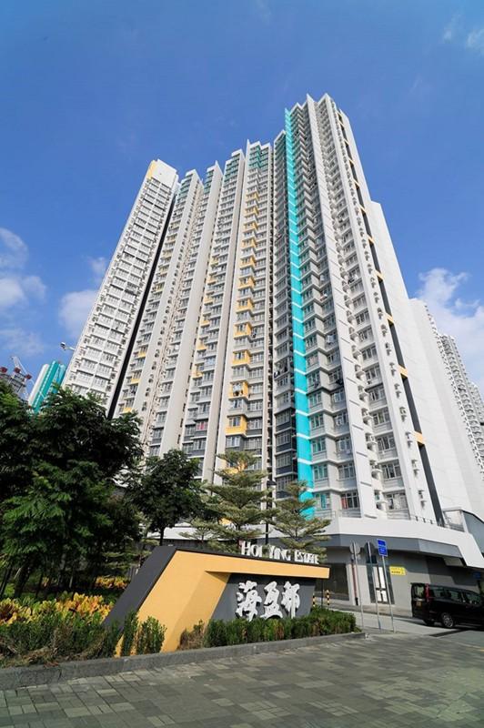 Hoi Ying Estate, Cheung Sha Wan