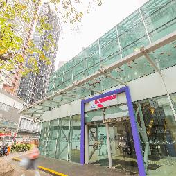 Un Chau Shopping Centre
