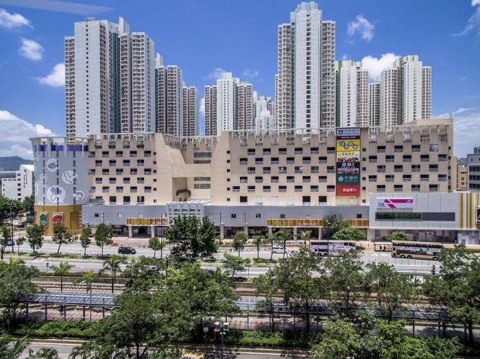 Tin Shing Shopping Centre