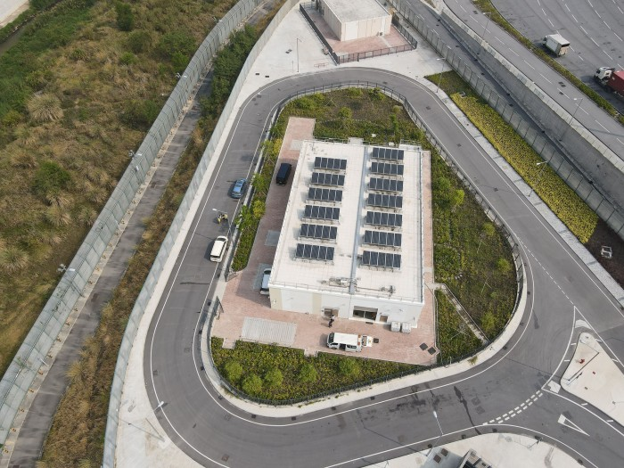 Liantang / Heung Yuen Wai Boundary Control Point Site Formation and Infrastructure Works – Contract 6 (Sewage Treatment Plant)